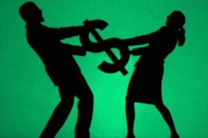 impuestos divorcio